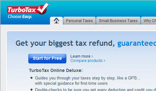 Best Tax Preparation Tool: Turbo Tax