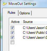 MoveOut Automates File Renaming and Relocation