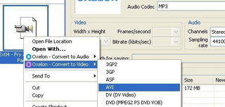 Oxelon Batch Converts Your Music and Movies with Explorer Integration
