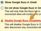 Buzz Drops Auto-Following, Won't Automatically Connect to Google Services, Adds Better Disable