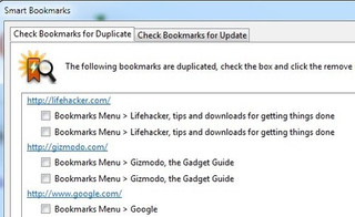 Incredible Bookmarks Helps You Sort and Check Your Bookmarks File
