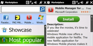 Windows Mobile Marketplace Now Open to 6.0, 6.1 Users