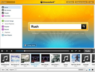 Grooveshark Updates Interface, Boasts Speedier Loading Time