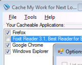 Cache My Work Restores Your Workspace After a Restart