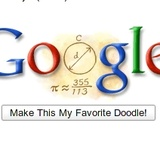 Make a Doodle Your Permanent Google Icon