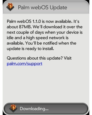 Palm Pre Syncs with iTunes Again... for Now