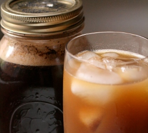 Make Cold-Brewed Iced Coffee
