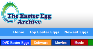 Find Thousands of Easter Eggs at the Easter Egg Archive
