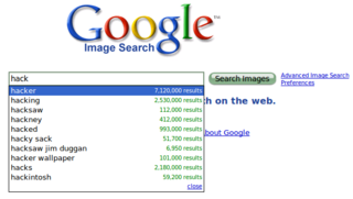 Google Images Adds Popular Search Suggestions