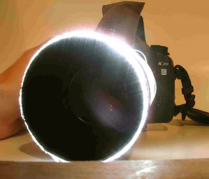 DIY Fiber Optic Ring Flash