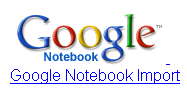 Import the Entirety of Your Google Notebook to UberNote