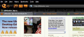 HalloFF Firefox Theme Oozes with Halloween Spirit