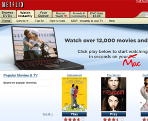 how to download netflix on mac with silverlight