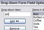 Create Simple Forms for Data Gathering in Microsoft Word