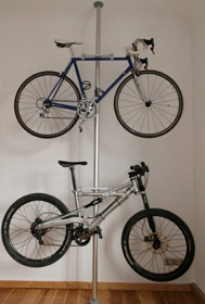 DIY IKEA Bike Rack