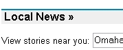 See Top Local Stories at Google News