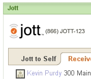Get Things Done Over the Phone with Jott
