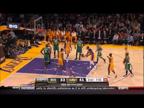 Spend A Minute Listening To This Maniac Lakers Fan Scream At Ke…
