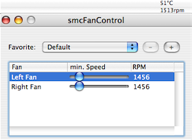 Download of the Day: smcFanControl (Mac)
