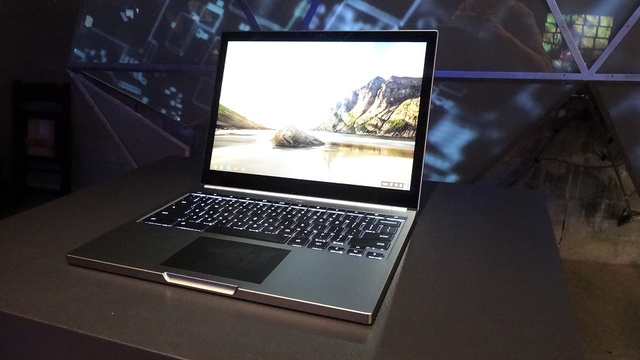 Click here to read Chromebook Pixel: Google's Retina Touchscreen MacBook Pro Counterpunch