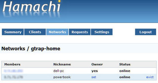 Geek to Live:  Create your own virtual private network with Hamachi