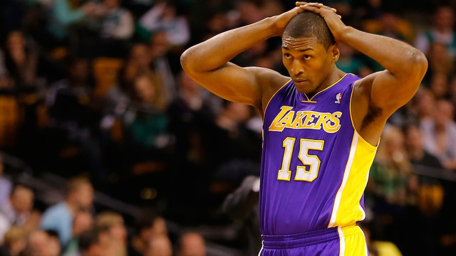 Finally, Someone Has Written The Perfect Metta World Peace Sent…