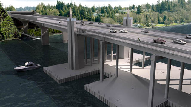 Click here to read The World's Longest Floating Bridge Is No Longer Dying