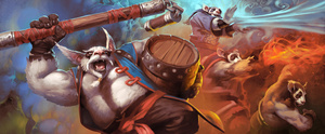 DOTA 2's Art Is Like An Ice Cream Sundae For Your Eyeballs