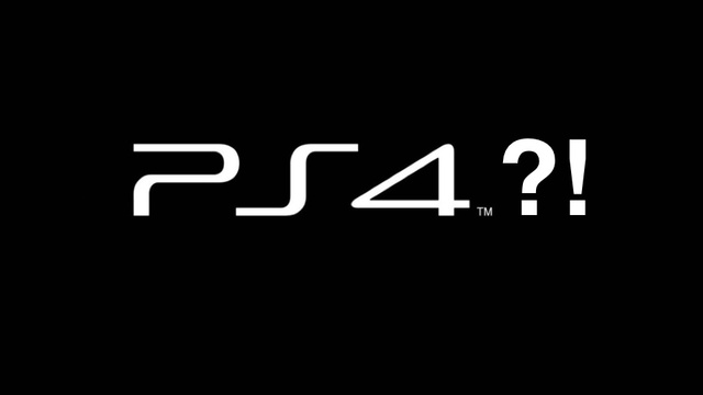 Even Sony Doesn't Know Yet What the PS4 Will Look Like