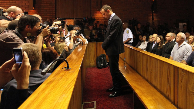 Oscar Pistorius Granted Bail, Free Until June
