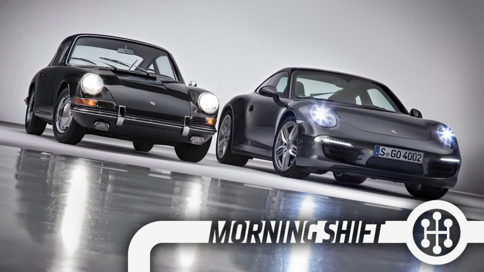 Porsche 911 Celebrates 50 Years,  Ford Adds 450 Jobs, And 50 Ways To Leave Your Beater