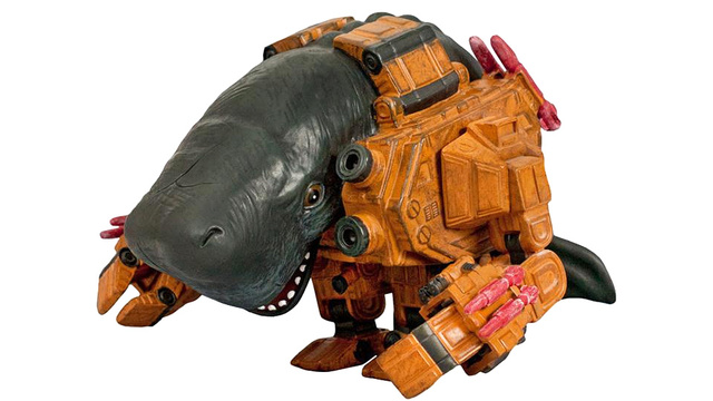 Click here to read These Whale Mech Toys Give Us an Excuse To Post the Most Amazingly Insane Cartoon We've Ever Seen