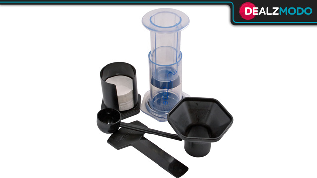 Click here to read This Aeropress Coffee Maker Is Your Deal of the Day