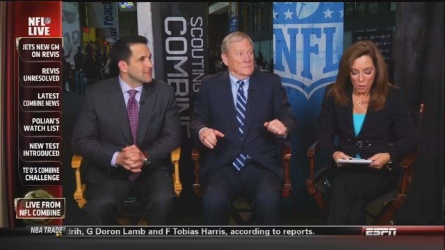 Bill Polian, Television Personality, Found Himself Surprised To…