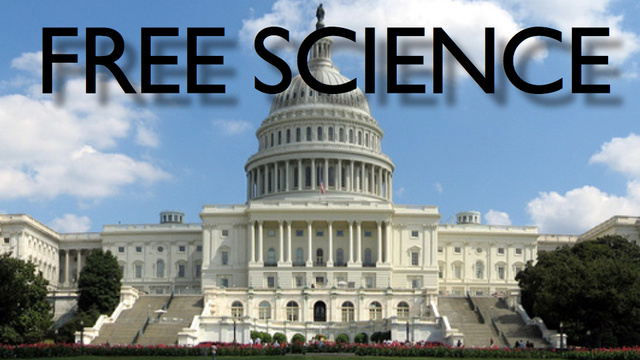 Oh hell yes: White House announces new US open access policy for scientific papers