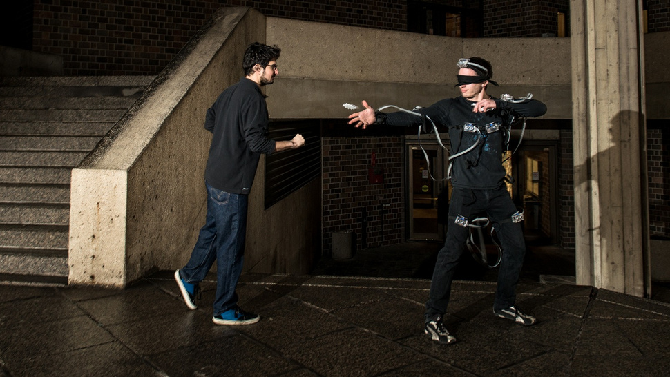 You Can Be a Real Superhero With This Crazy Spider-Sense Robot Suit