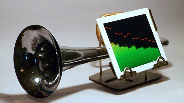 Let Your iPhone Toot Its Own Horn With These Custom Brass Amplifiers
