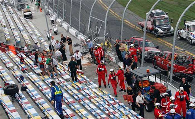 NASCAR's Problems - No-Lift and Lift-Off