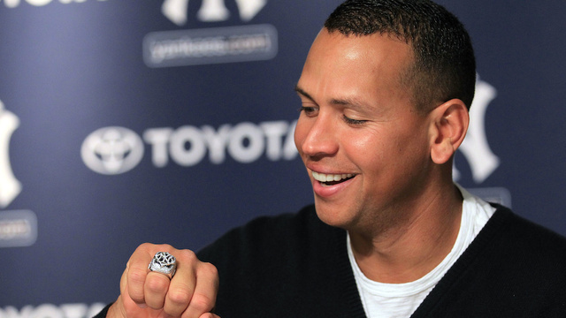 Alex Rodriguez's True Yankee-Hood Up For Sale Monday Morning