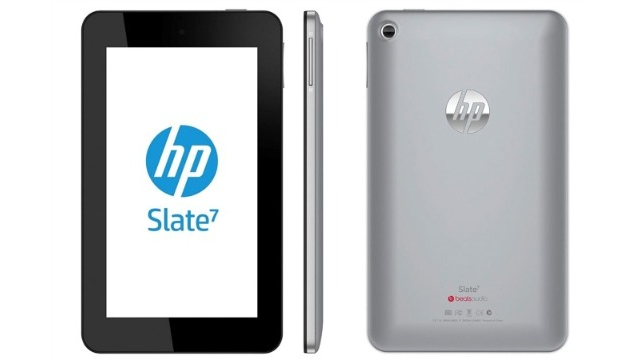 Click here to read HP's Going Android With Its $169 Slate 7 Tablet