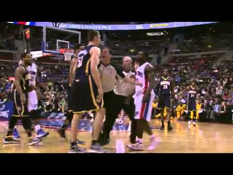 Will Bynum Suspended One Game For Punching Tyler Hansbrough