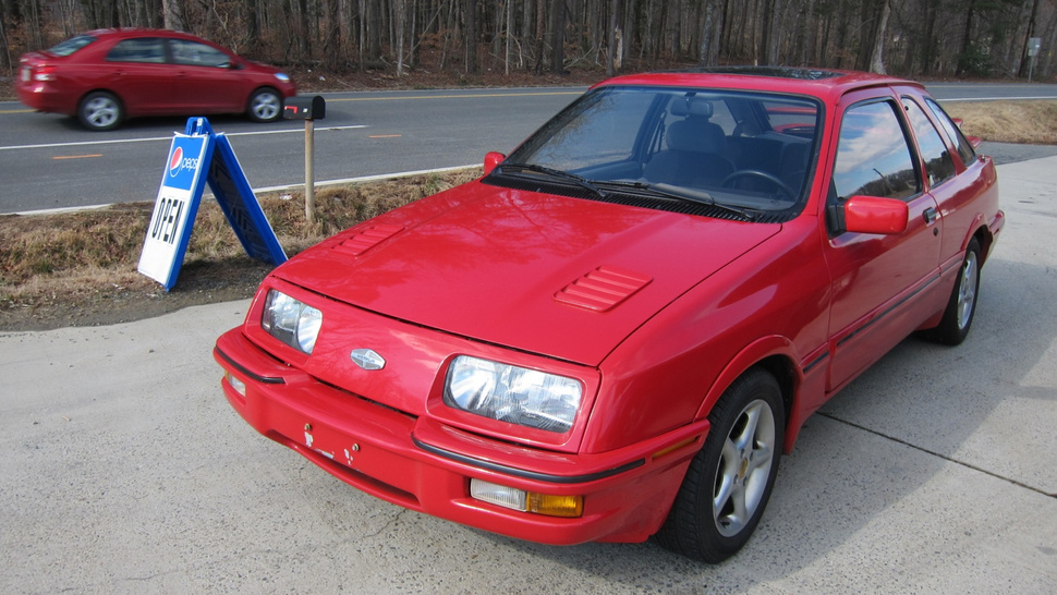 I Bought The <i>Top Gear</i> Merkur XR4Ti