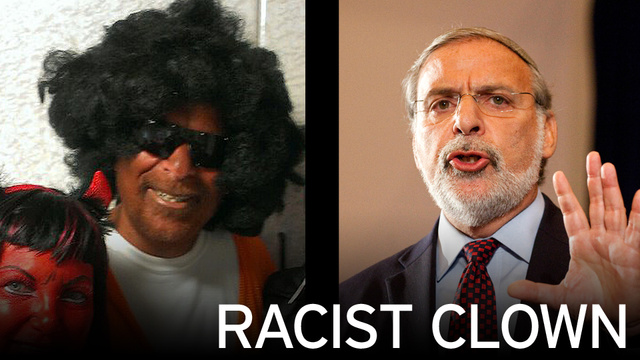 Assemblyman Dov Hikind, King of One-Way Sensitivity, Partied in Blackface Yesterday
