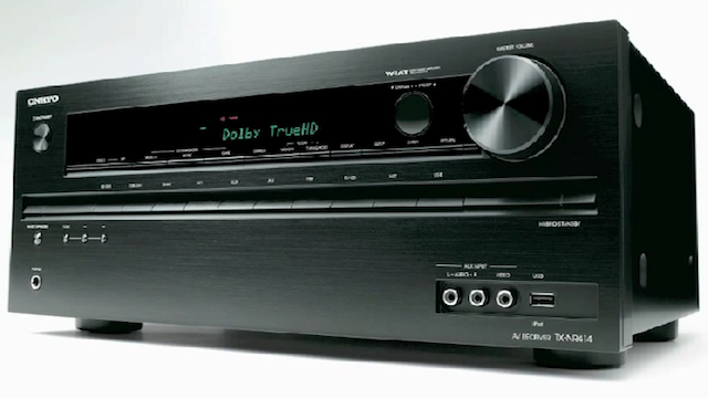 Most Popular A/V Receiver: Onkyo TX-NR Series