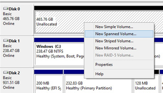 How to Combine Multiple Hard Drives Into One Volume for Cheap, High-Capacity Storage