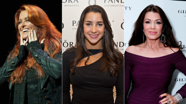 New DWTS Cast Includes Wynonna Judd, Aly Raisman, Lisa Vanderpump