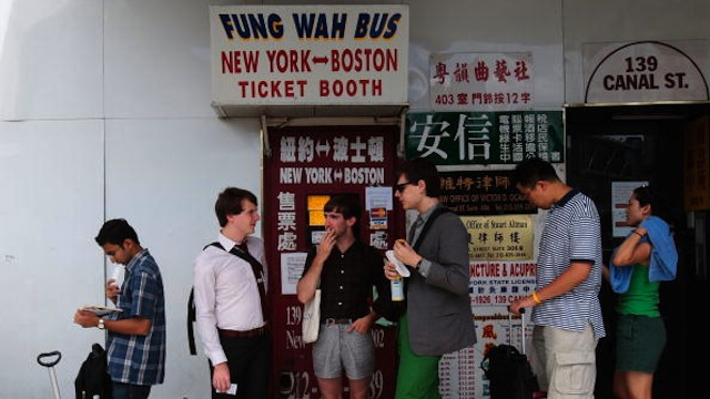 Fung Wah No More: Notorious Beacon of Terrible Transportation Has Been Shut Down