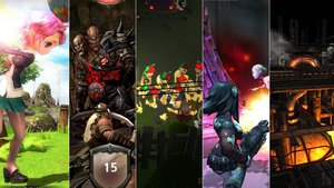 Five Fresh Games Join the Queue for Tegra 4