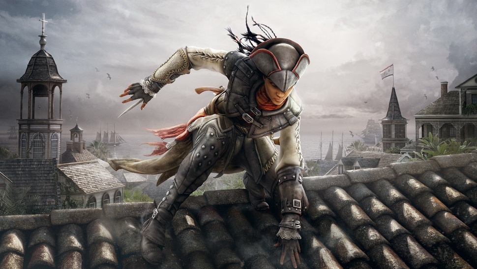 This <em>Assassin's Creed</em> Heroine Is a Great Black Game Character. Here's How It Happened.