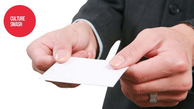 In Japan, Business Cards Matter. And This Business Card Is One Tough Bastard.